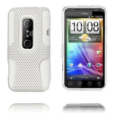 Neotronic (Valkoinen) HTC Evo 3D Silikonisuojus