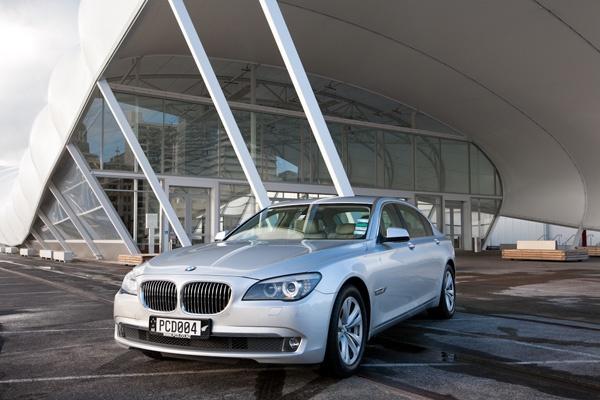 BMW 7 Series - PCD