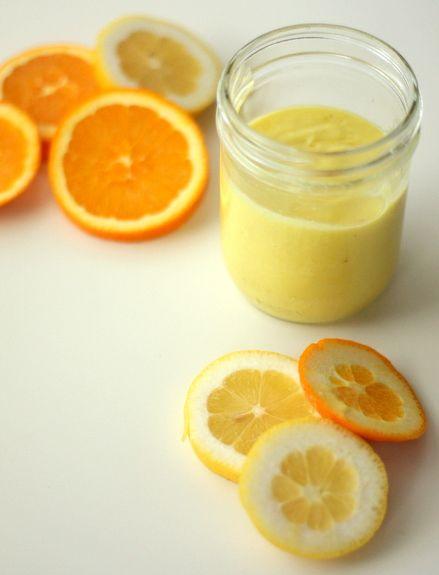 how to citrus scrub
