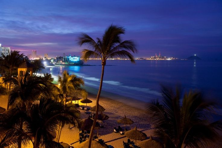 Awesome view in Mazatlan , Mexico