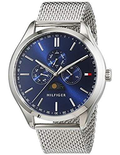 cafa4fcc9ca1 Tommy Hilfiger Herren-Armbanduhr 1791302