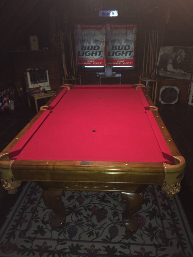 15 Best 7u0027 Used Slate Pool Tables For Sale Prices Vary By Location And  Floor Levels D. Jaburek 708 785 1433 Images On Pinterest | Pool Tables, ...
