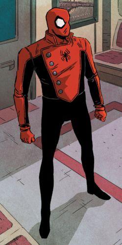Ezekiel Sims (Earth-4) - Marvel Database - Wikia