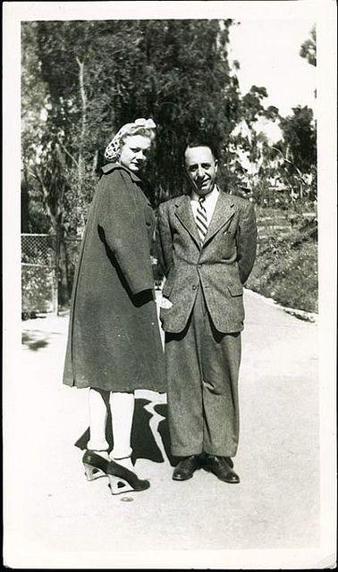 40's couple