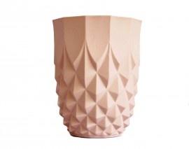 Lenneke Wispelwey Vase Pineapple Pink