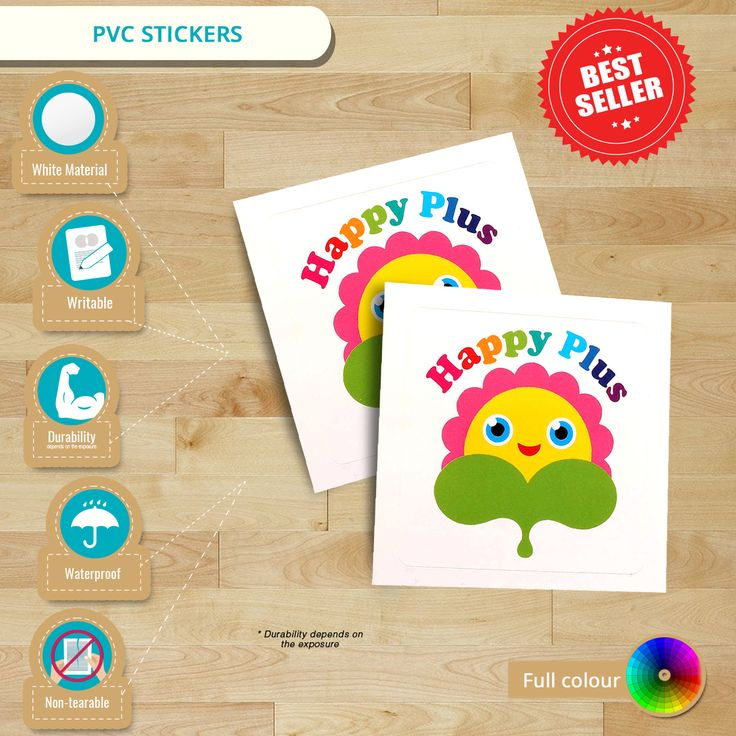 Are you interested in getting PVCStickers? Read details from this infographic now! #pvcvinylstickers #custompvcstickers #stickers #stickerprinting #stickerssydney #Australia #Sydney