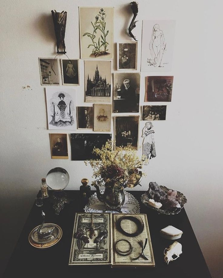 Witchy Decor 130 Best 5 Witch Room Images On Pinterest ...