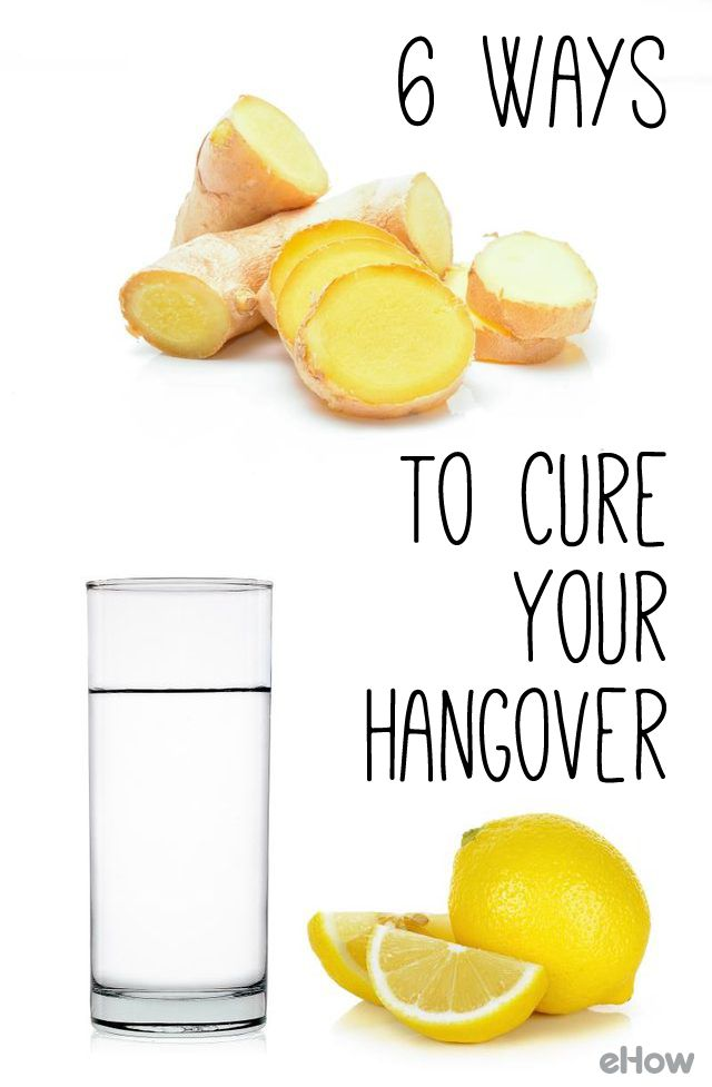 Hungover? You don't have to suffer the day after a little extra indulgence!  Tips from the best way to re-hydrate to what to eat to help feel better and deal with those serious head-pounding, nausea-inducing consequences here: http://www.ehow.com/how_2003075_cure-hangover.html?utm_source=pinterest.com&utm_medium=referral&utm_content=freestyle&utm_campaign=fanpage
