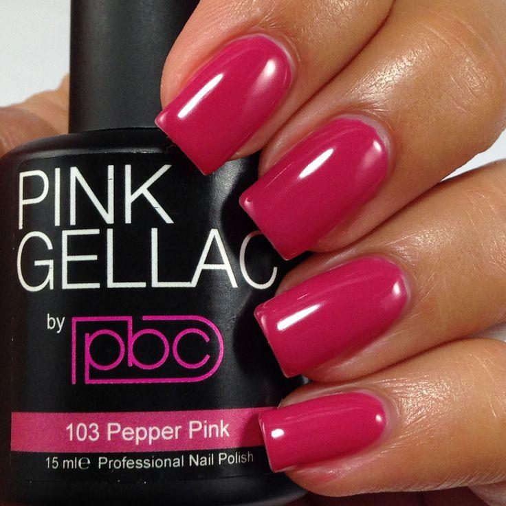 140 best Nails - Gel Polish images on Pinterest | Gel nails, Madam ...