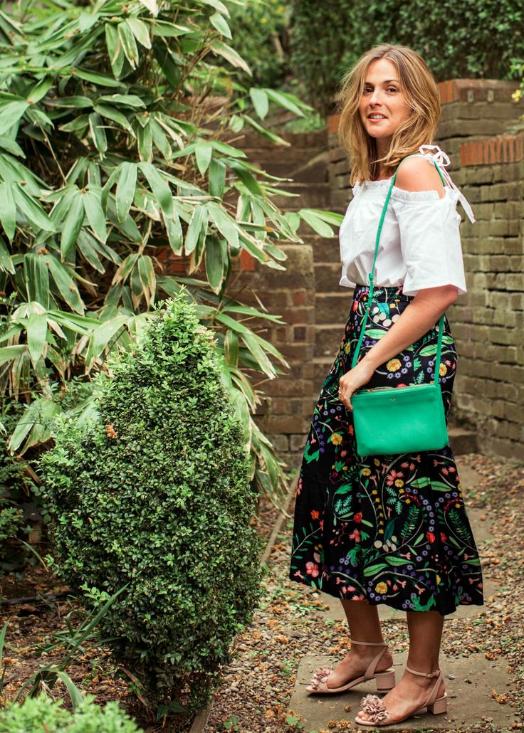 finery printed culottes