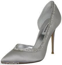Silver Grey Heels | Tsaa Heel
