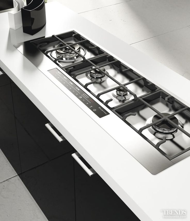 A new way for kitchens - new kitchen appliance designs by Kleenmaid partnerships