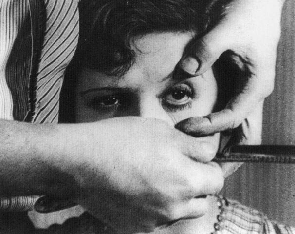 Luis Buñuel and Salvador Dalí, Un Chien Andalou, 1928.