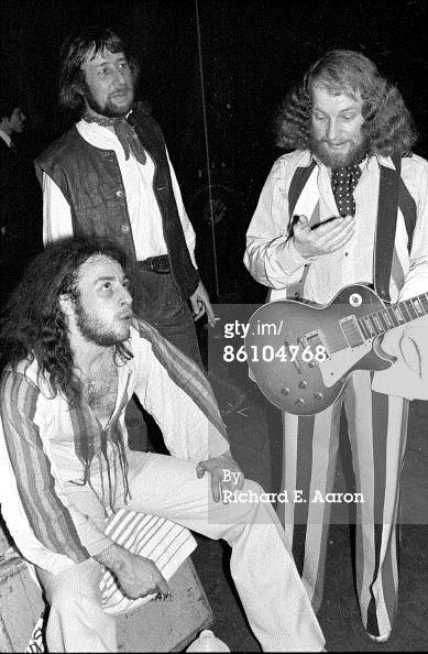 david palmer jethro tull | Photo of David PALMER and Martin BARRE and JETHRO TULL and John ...