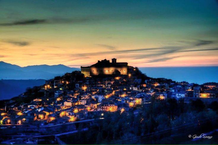 Montalbano Elicona Messina Sicilia