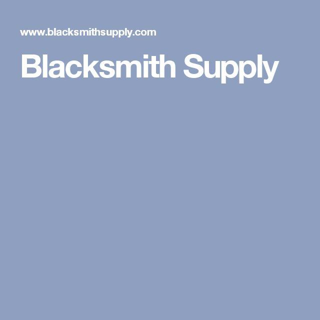 Blacksmith Supply