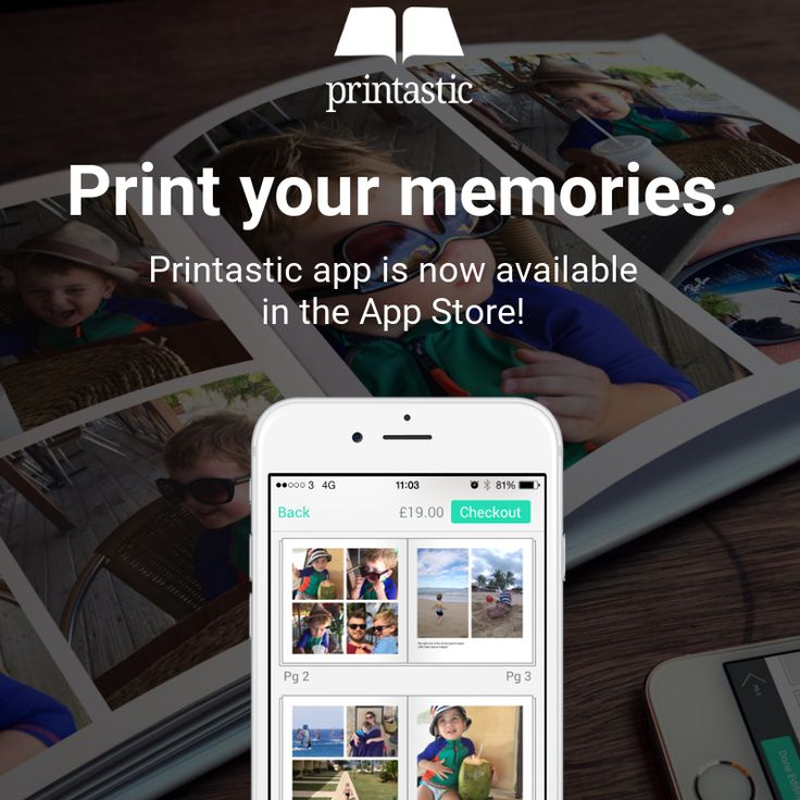 The wait is over! Order beautifully printed photo books from your phone in minutes ... Get the free Printastic app now: http://apple.co/1aPK0u4