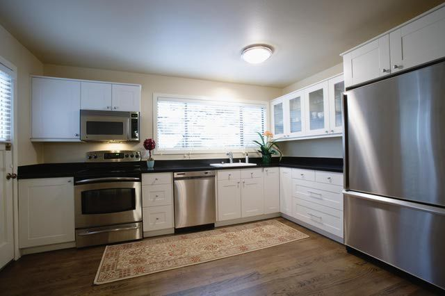Installing a New Refrigerator? What You Need to Know About Counter Depth: Counter Depth Refrigerator Dimensions