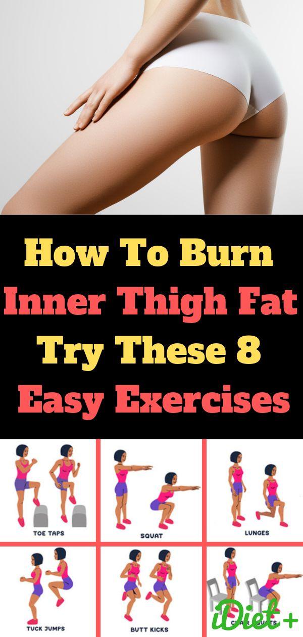 How to burn butt fat