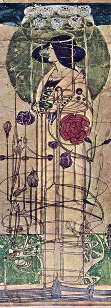 Jugendstil - C. R. Mackintosh