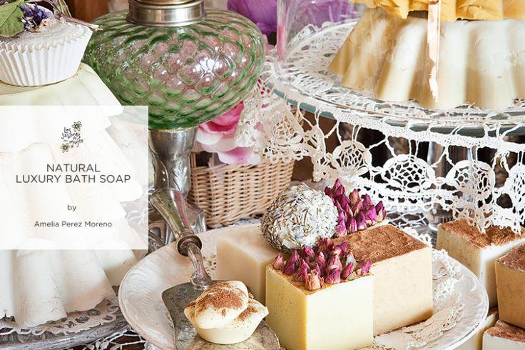 soap is beautiful » Blog Archive » los jabones de mi mujer