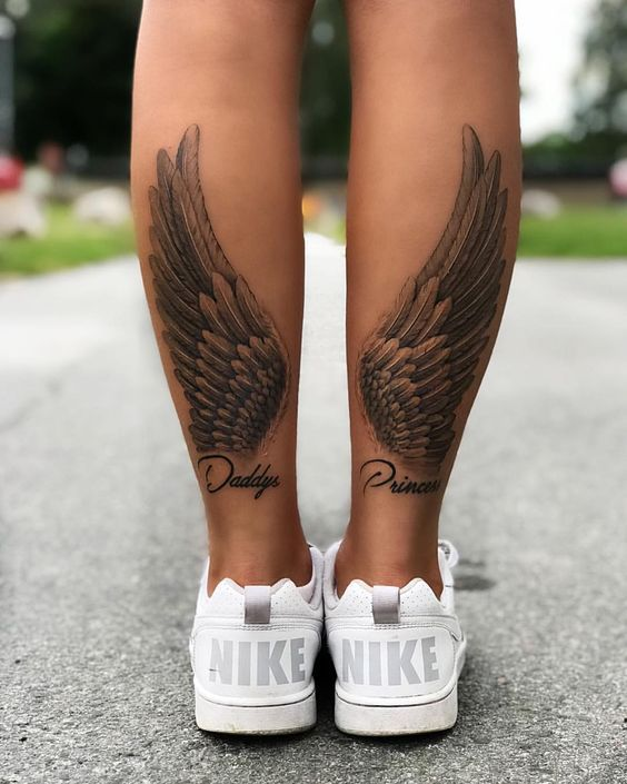 WING TATTOO HAS A SPECIAL MEANING – Page 22 of 61
