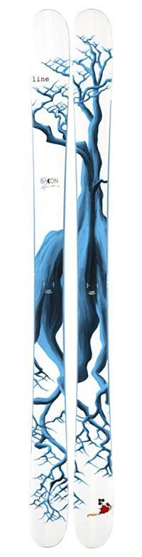 Sir Francis Bacon | Line Skis my precious!