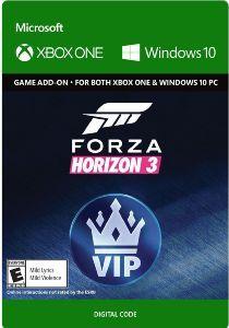 Forza Horizon 3 VIP Membership Digital - Xbox One [Digital Download Add-On]