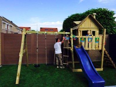 Kinderspielturm Garten mit nett ideen für ihr wohnideen