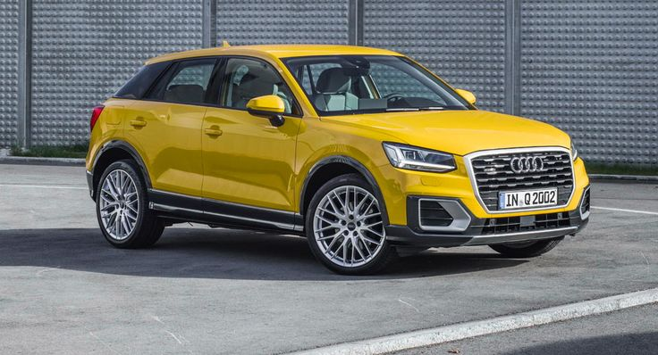 Audi Q2 Gains 190PS Quattro Range-Topping Version In The UK