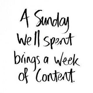 Güzel bir Pazar günü tüm haftanızı güzelleştirebilir. İyi Pazarlar! #hafta #haftasonu #pazar #best