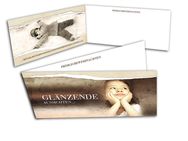 Weihnachtskarten+-+Glänzende+Aussichten...