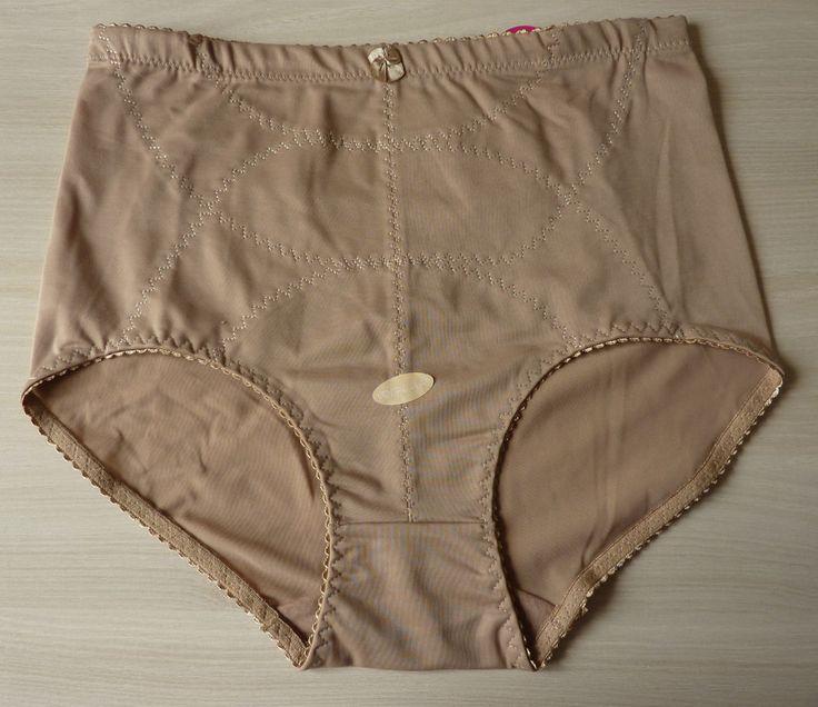 Gaine Culotte femme Ventre plat beige taille 50/52 ou 54/56 neuf ebay brunomimi2008