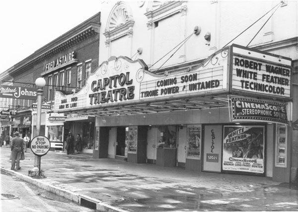 Capitol Theatre Vintage 6 Macon GA