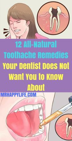 Tooth pain was as common before modern dentistry as it is now, but then people had no other option but rely on natural remedies to relieve their pain. While modern medicine comes with its own options, natural remedies can help avoid the dentist and their solutions.
