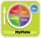 Choose My Plate is a great resource when working on Step 2 of the My Best Self badge. Find great worksheets, tips and tools to help girls make good nutrition choices.
