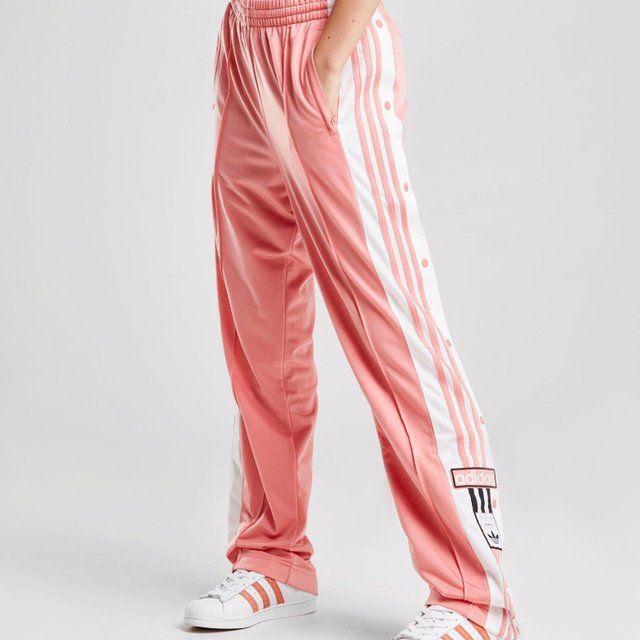 Adidas Adibreak Women's Popper Pants </p>                     </div>   <!--bof Product URL --> <!--eof Product URL --> <!--bof Quantity Discounts table --> <!--eof Quantity Discounts table --> </div>                        </dd> <dt class=