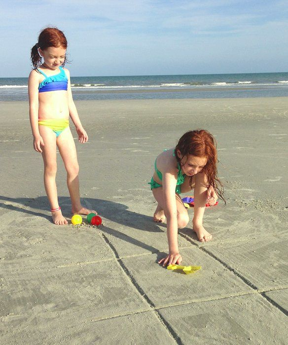 10 Best Beach Games. Great Ways to beat boredom and enjoy the sun and surf.  -  The Play Room - mom.me