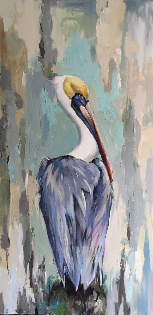 Pelican by Anya Lincoln-Dunn