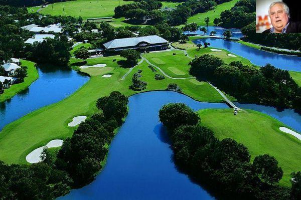 Hyatt Regency Coolum Resort, Queensland