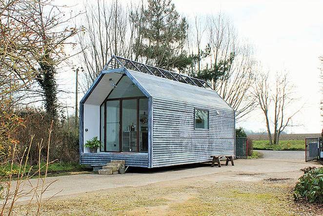 Contemporary Shepherd Huts