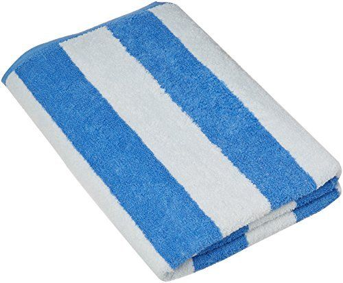 #beachaccessoriesstore Large Beach Towel, Pool Towel, in Cabana Stripe - (4 pack, 30x60 inches) - Cotton - by Utopia… #beachaccessoriesstore