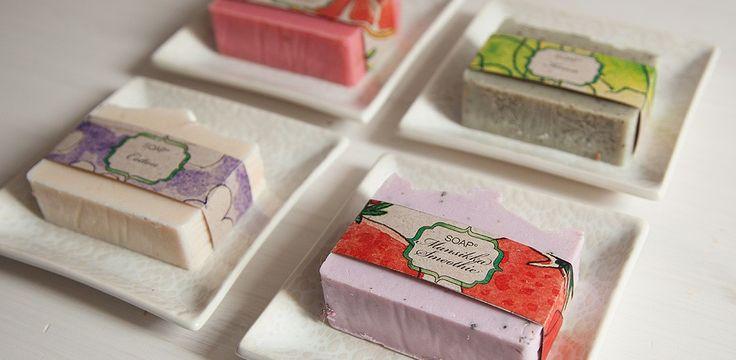 SOAP° - Käsintehdyt saippuat! <3