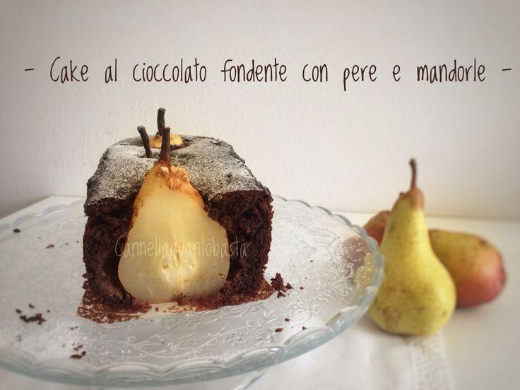 Cake cioccolatosa da risvegliare i sensi! 😋