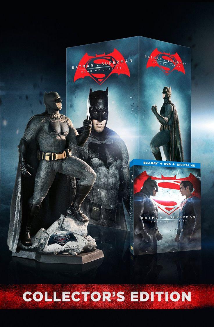 Animal instincts dvd zavvi com - Batman Vs Superman Blu Ray Collector S Editions Revealed Cosmic Book News