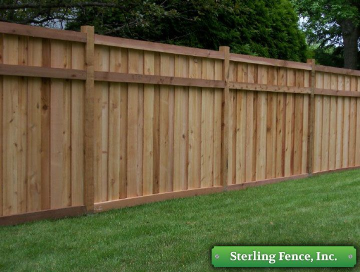 Keystone Fence | Wood Privacy Fencing | Minneapolis, MN