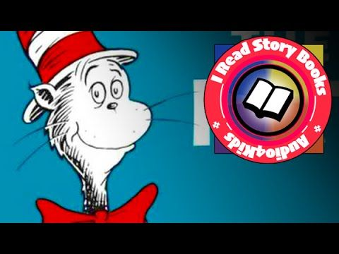 The Cat in the Hat Comes Back! Dr. Seuss read aloud along audio story book for children - YouTube