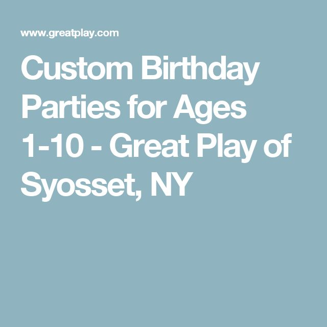 103 best kid party ideas images on pinterest deer park events custom birthday parties for ages great play of syosset ny negle Images