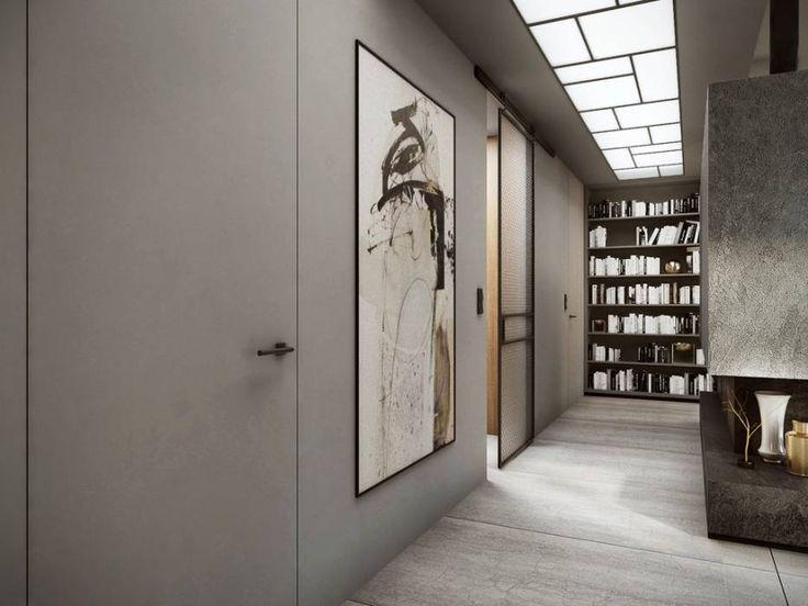 POZNAŃ / MOSINA - 190M2: styl translation missing: pl.style.korytarz-przedpokój-i-schody.eklektyczny, w kategorii Korytarz, przedpokój i schody zaprojektowany przez razoo-architekci