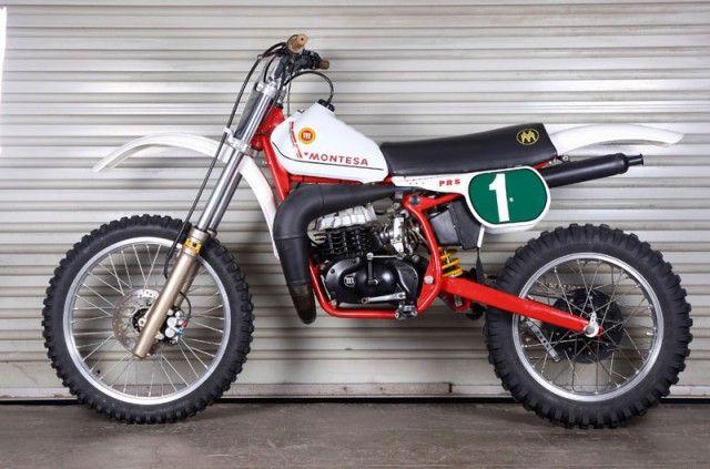 1981- Montesa Cappra Replica P.R.S.